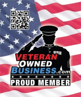 Proud Veteran Owned Business Member